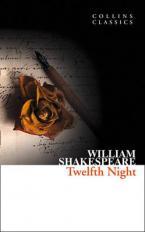COLLINS CLASSICS : TWELFTH NIGHT Paperback
