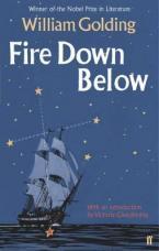 FIRE DOWN BELOW Paperback B FORMAT