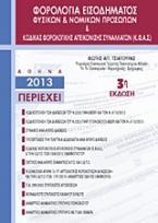 Φορολογία εισοδήματος φυσικών & νομικών προσώπων