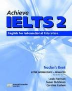 ACHIEVE 2 IELTS TEACHER'S BOOK