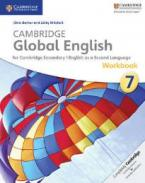 CAMBRIDGE GLOBAL ENGLISH STAGE 7 W/B