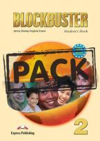 BLOCKBUSTER 2 Student's Book PACK (+ AUDIO CD)