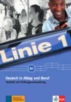 LINIE 1 A1 TESTHEFT (+ CD)