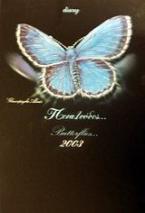 Ημερολόγιο 2003: Πεταλούδες