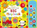 USBORNE : Baby's Very First Big Playbook Paperback