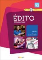 EDITO B2 METHODE (+MP3 +DVD) 3RD ED