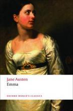 OXFORD WORLD CLASSICS : EMMA Paperback B FORMAT