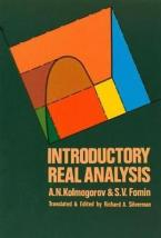 INTRODUCTORY REAL ANALYSIS Paperback