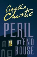 PERIL AT END OF HOUSE  Paperback