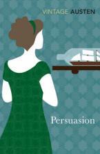 VINTAGE CLASSICS : PERSUASION Paperback B FORMAT