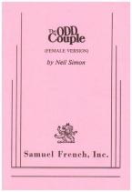 THE ODD COUPLE (FEMALE VERSION) Paperback A FORMAT