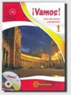 VAMOS 1 ALUMNO (+ CD + EJERCICIOS) N/E
