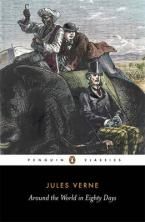 PENGUIN CLASSICS : AROUND THE WORLD IN EIGHTY DAYS Paperback B FORMAT