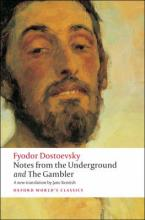 OXFORD WORLD CLASSICS : NOTES FROM THE UNDERGROUND & THE GAMBLER N/E Paperback B FORMAT