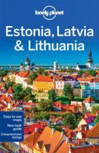 L.P. GUIDES : ESTONIA ,LATVIA & LITHUANIA 7TH ED Paperback