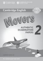 CAMBRIDGE YOUNG LEARNERS ENGLISH TESTS MOVERS 2 ANSWER BOOK (FOR REVISED EXAM FROM 2018)