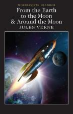 FROM THE EARTH TO THE MOON  Paperback
