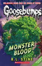 MONSTER BLOOD Paperback A FORMAT