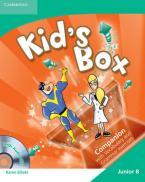 KID'S BOX JUNIOR B COMPANION GREEK