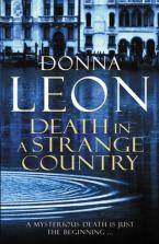 DEATH IN ASTRANGE COUNTRY  Paperback