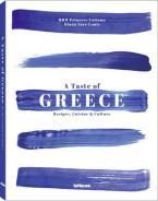 A TASTE OF GREECE : RECIPES, CUISINE & CULTURE Paperback