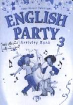 ENGLISH PARTY 3 Workbook