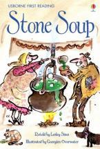 USBORNE FIRST READING 2 STONE SOUP HC