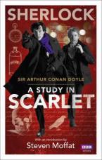 SHERLOCK: A STUDY IN SCARLET Paperback