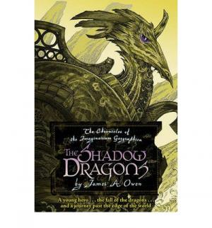 CHRONICLES OF THE IMAGINARIUM GEOGRAPHICA 4: THE SHADOW DRAGON Paperback B FORMAT