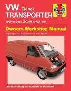 VW TRANSPORTER DIESEL(T4)SERVICE AND REPAIR MANUAL: 1990-2003 Paperback