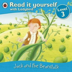 READ WITH LADYBIRD 3: JACK AND THE BEANSTALK Paperback