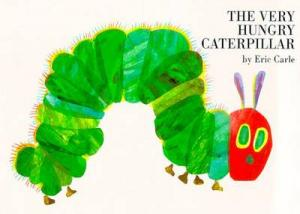 THE VERY HUNGRY CATERPILLAR (A BOOK AND TOY GIFT SET) HC BBK