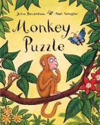 MONKEY PUZZLE Paperback