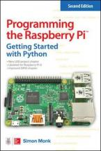 PROGRAMMING THE RASPBERRY PI : GETTING STARTED WITH PYTHON 2ND ED Paperback