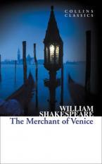 COLLINS CLASSICS : THE MERCHANT OF VENICE Paperback A FORMAT