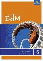ELEMENTE DER MATHEMATIK 6 ARBEITSBUCH Paperback