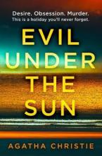 EVIL UNDER THE SUN RE-ISSUE Paperback