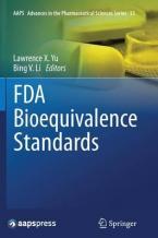 FDA BIOEQUIVALENCE STANDARDS  Paperback