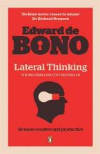 LATERAL THINKING: BE MORE CREATIVE AND PRODUCTIVE Paperback B FORMAT