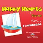 HAPPY HEARTS STARTER FLASHCARDS