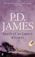AN ADAM DALGLIESH MYSTERY : DEATH OF AN EXPERT WITNESS Paperback A FORMAT