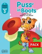 PRR 3: PUSS IN BOOTS (+ CD)