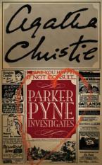 PARKER PYNE INVESTIGATES Paperback A FORMAT