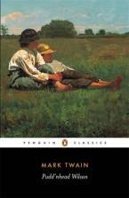 PENGUIN CLASSICS : PUDD'NHEAD WILSON Paperback B FORMAT