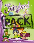 FAIRYLAND 3 STUDENT'S BOOK (+ CD + DVD) (+ IEBOOK)