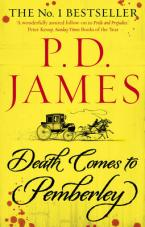 AN ADAM DALGLIESH MYSTERY : DEATH COME TO PEMBERLEY Paperback B FORMAT