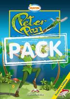 ELT SR 1: PETER PAN TEACHER'S BOOK  PACK