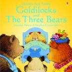 USBORNE FIRST STORIES : THE GOLDILOCKS AND THE THREE BEARS Paperback