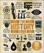 THE HISTORY BOOK : BIG IDEAS SIMPLY EXPLAINED HC