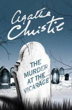 THE MURDER AT THE VICARAGE Paperback